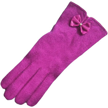 Accesorios textil Mujer Guantes Eastern Counties Leather Geri Fucsia