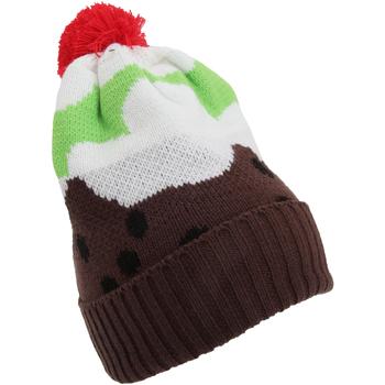 Accesorios textil Niños Gorro Universal Textiles  Pudin de navidad