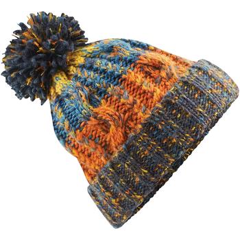 Accesorios textil Gorro Beechfield Corkscrew Naranja