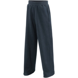 textil Niños Pantalones de chándal Awdis  Azul marino muy oscuro