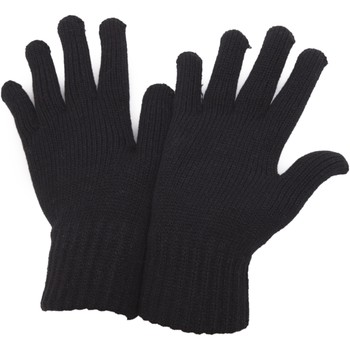 Accesorios textil Mujer Guantes Universal Textiles  Negro