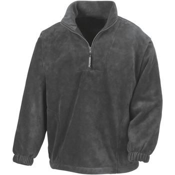 textil Hombre Polaire Result R33X Gris Oxford