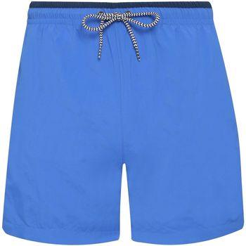 textil Hombre Shorts / Bermudas Asquith & Fox AQ053 Azul Real/ Azul marino
