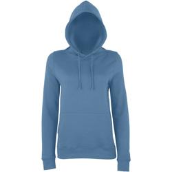 textil Mujer Sudaderas Awdis Girlie Azul Airforce