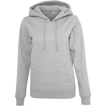 textil Mujer Sudaderas Build Your Brand BY026 Gris