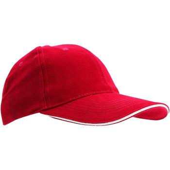 Accesorios textil Gorra Sols Buffalo Rojo/Blanco