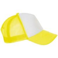Accesorios textil Gorra Sols Bubble Blanco/amarillo neón