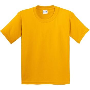 textil Niños Camisetas manga corta Gildan 5000B Oro