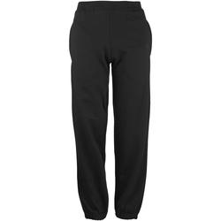 textil Niños Pantalones de chándal Awdis JH72J Negro azabache