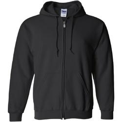 textil Hombre Sudaderas Gildan 18600 Negro