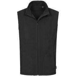 textil Hombre Chaquetas de punto Stedman  Negro ópalo