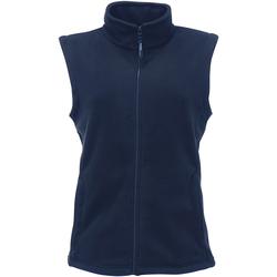 textil Mujer Chaquetas de punto Regatta RG186 Azul oscuro
