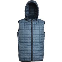 textil Hombre Chaquetas de punto 2786 Honeycomb Acero