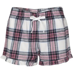 textil Mujer Shorts / Bermudas Skinni Fit SK082 Rojo