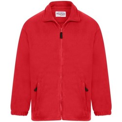textil Hombre Polaire Absolute Apparel  Rojo