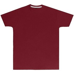 textil Hombre Camisetas manga corta Sg Perfect Vino