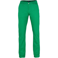 textil Hombre Pantalones chinos Asquith & Fox AQ050 Verde kelly