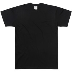 textil Hombre Camisetas manga corta Stedman  Opal Negro