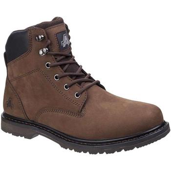 Zapatos Hombre Botas de caña baja Amblers  Marrón