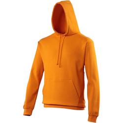 textil Sudaderas Awdis College Naranja Crush