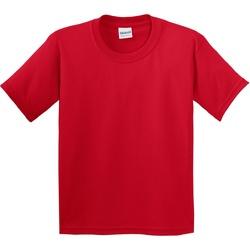 textil Niños Camisetas manga corta Gildan 5000B Rojo