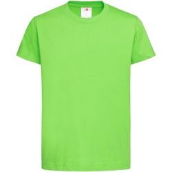 textil Niños Camisetas manga corta Stedman  Kiwi