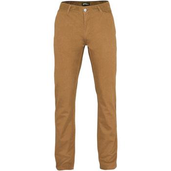 textil Hombre Pantalones chinos Asquith & Fox AQ050 Camel