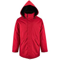 textil Parkas Sols Robyn Rojo