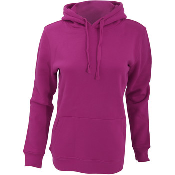 textil Mujer Sudaderas Russell 265F Fucsia