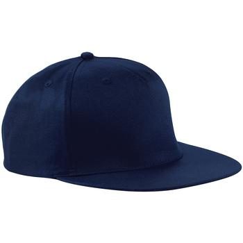 Accesorios textil Gorra Beechfield B610 Azul marino