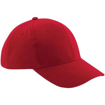 Accesorios textil Gorra Beechfield B65 Rojo
