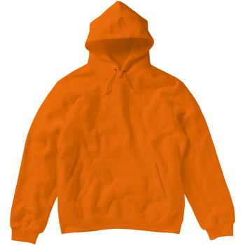 textil Mujer Sudaderas Sg Hooded Naranja