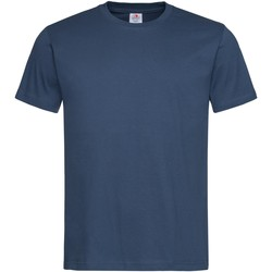 textil Hombre Camisetas manga corta Stedman Stars  Azul marino