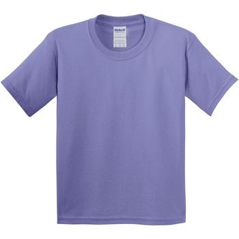 textil Niños Camisetas manga corta Gildan 5000B Violeta