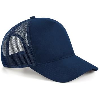 Accesorios textil Gorra Beechfield B643 Azul marino