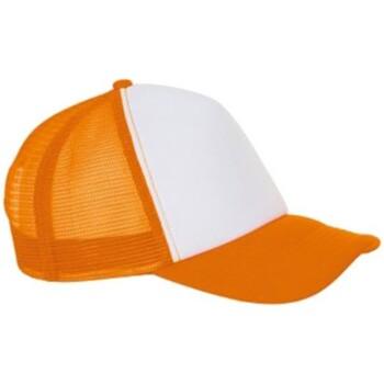 Accesorios textil Gorra Sols Bubble Blanco/naranja neón