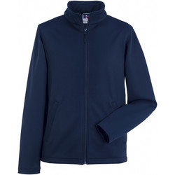 textil Hombre Chaquetas Russell R040M Azul marino
