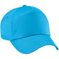 Accesorios textil Gorra Beechfield B10 Azul surf