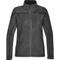 textil Mujer Polaire Stormtech Reactor Granate