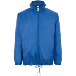 textil Cortaviento Sols 01618 Azul eléctrico