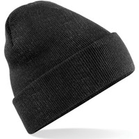 Accesorios textil Gorro Beechfield Soft Feel Carbón