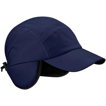 Accesorios textil Gorra Beechfield B355 Azul marino