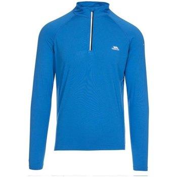 textil Hombre Camisetas manga larga Trespass Arowson Azul