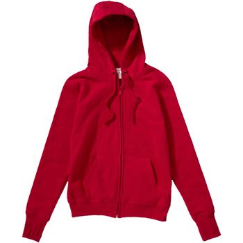 textil Hombre Sudaderas Sg SG28 Rojo