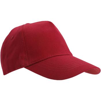 Accesorios textil Gorra Sols 88119 Rojo