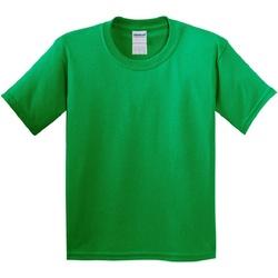 textil Niños Camisetas manga corta Gildan 5000B Verde irlandés