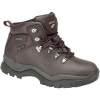 Zapatos Hombre Senderismo Mirak Nebraska Mens Hiker Piel envejecida