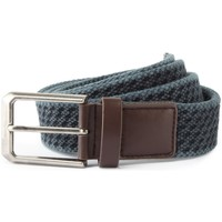 Accesorios textil Hombre Cinturones Asquith & Fox AQ905 Azul Marino