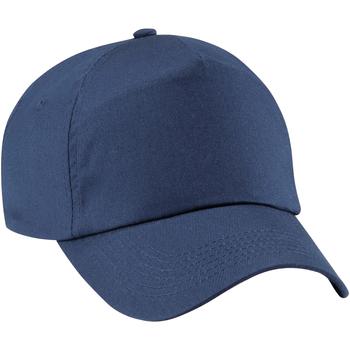 Accesorios textil Niña Gorra Beechfield B10B Azul marino