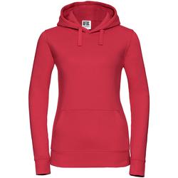textil Mujer Sudaderas Russell 265F Rojo Clásico